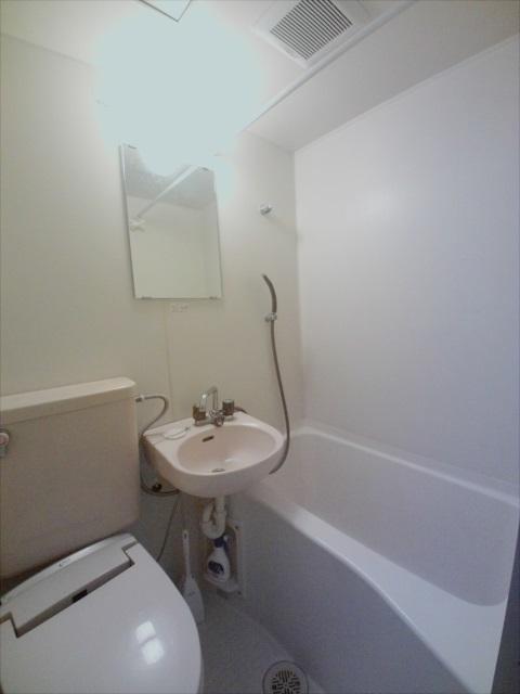 寺山マンション 303号室の風呂
