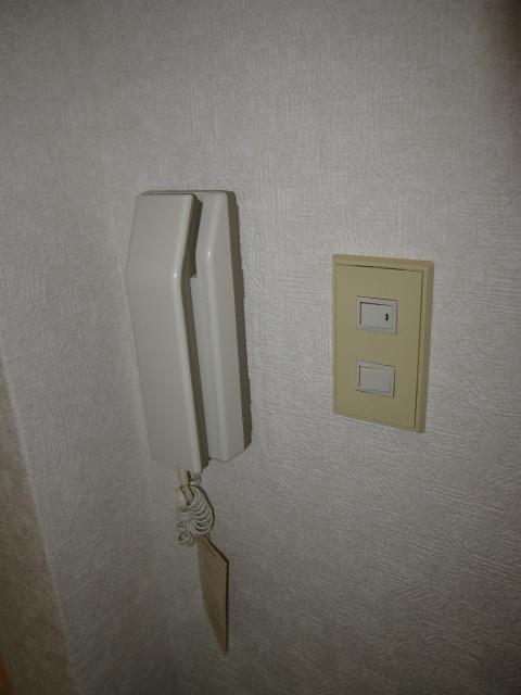 アーバンST 403号室のセキュリティ