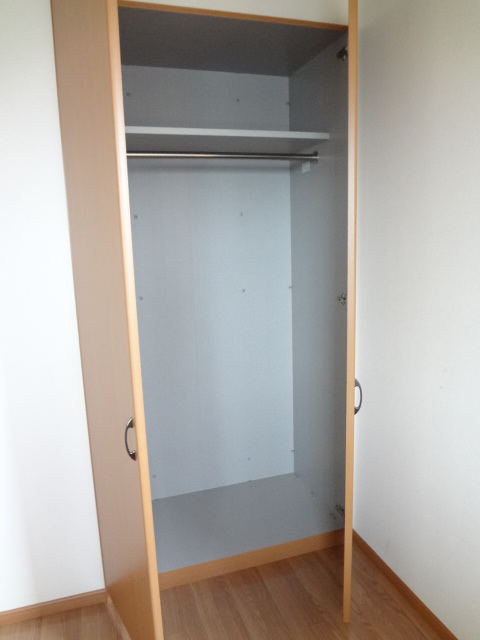 グレートノーブルA 203号室の収納
