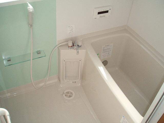 柏座戸建の風呂