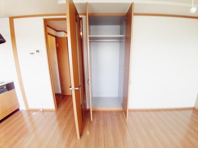 フィオレ 303号室の収納