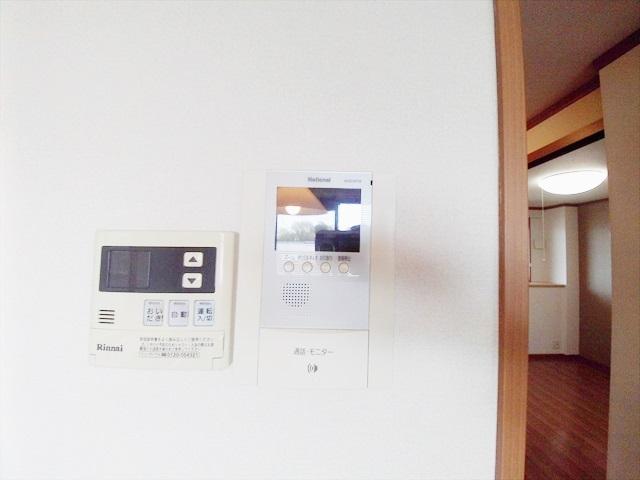フィオレ 303号室のセキュリティ
