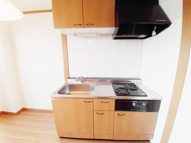 フィオレ 303号室のキッチン
