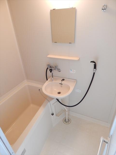 ロイヤルコーポ幸 A 103号室の風呂