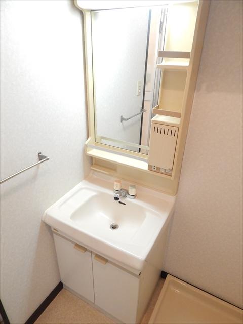 ミヤシタマンション 502号室の洗面所