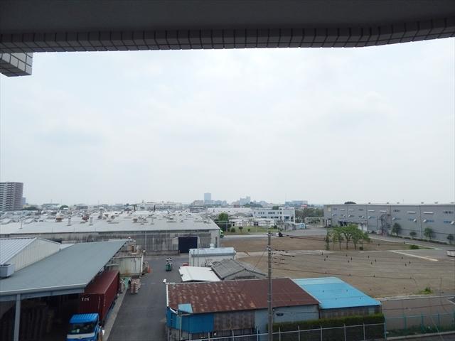 ミヤシタマンション 502号室の景色