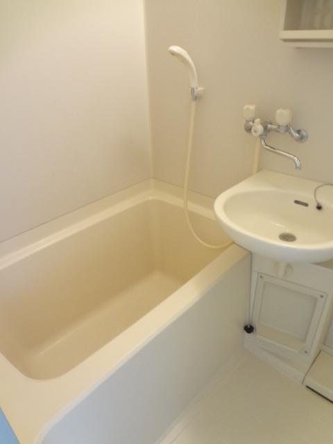 リトルリバーハイツ 202号室の風呂