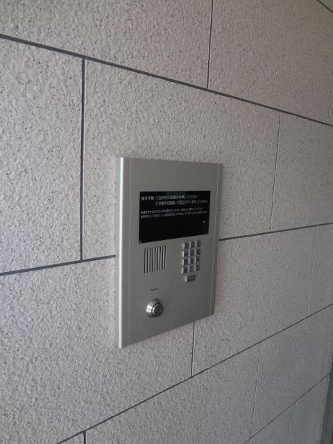 フローラ 301号室のセキュリティ