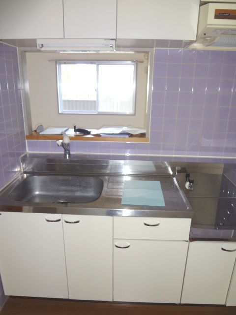 ロンドモンターニュ 601号室のキッチン