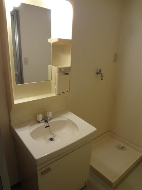 ロンドモンターニュ 403号室の洗面所