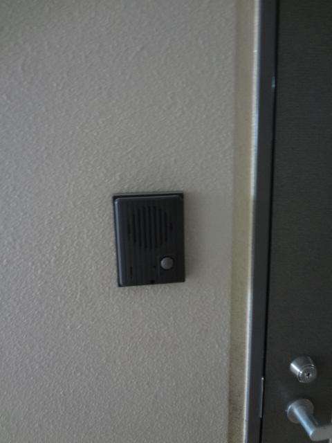 ロンドモンターニュ 601号室のセキュリティ