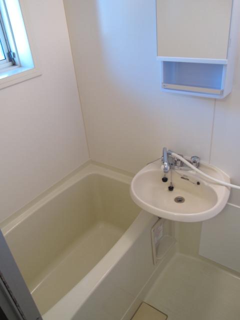 グリーンピア上野C 202号室の風呂