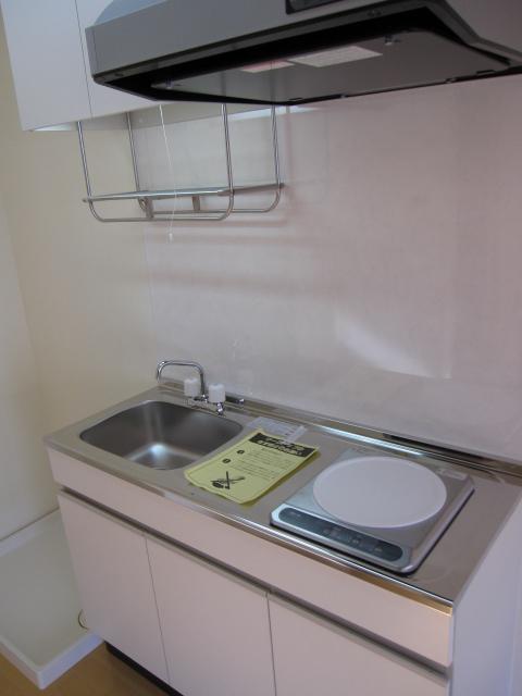 コーポJOY 202号室のキッチン