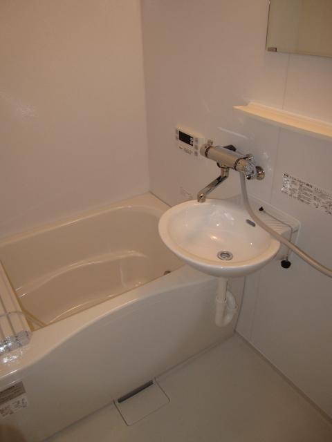 コーポJOY 202号室の風呂