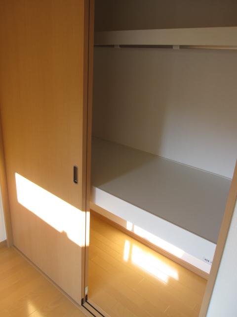コーポJOY 202号室の収納