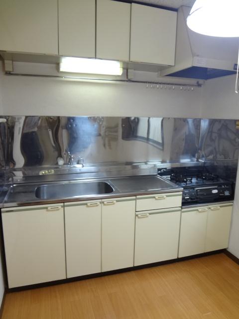 コーポJOY 203号室のキッチン
