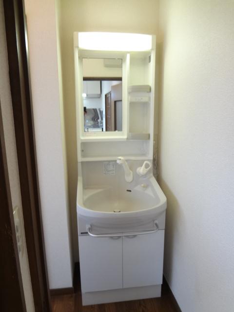 コーポJOY 203号室の洗面所