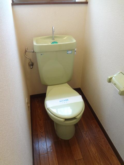 コーポJOY 203号室のトイレ