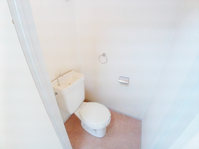 第一あかねコーポ 201号室のトイレ