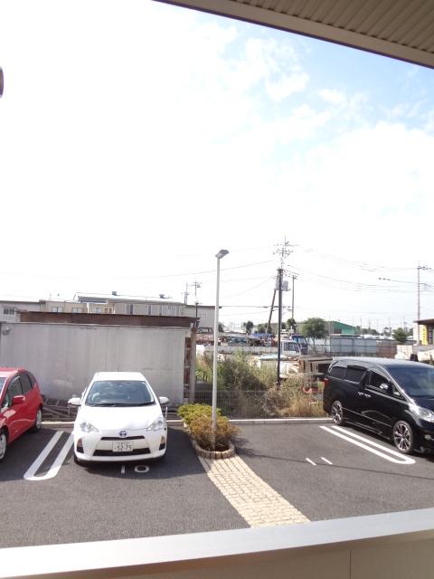 グランコート富士 102号室の景色