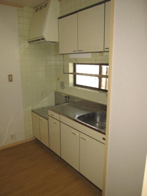 片柳ハイツ 102号室のキッチン