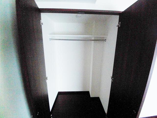 グロアール上尾 302号室の収納