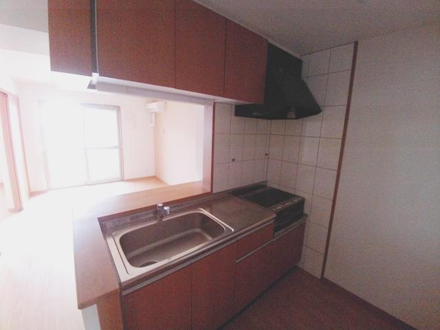 シャインフィールド 105号室のキッチン
