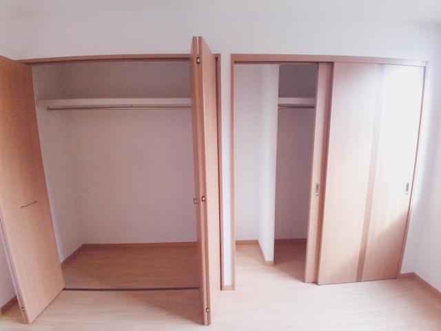 シャインフィールド 105号室の収納