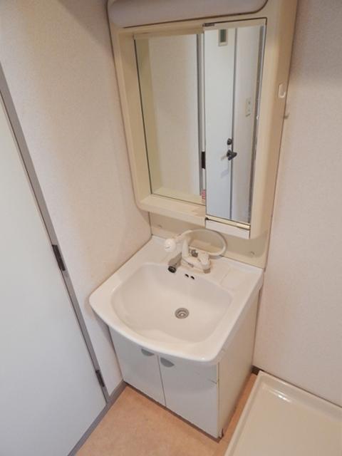 ラフォーレ21 301号室の洗面所