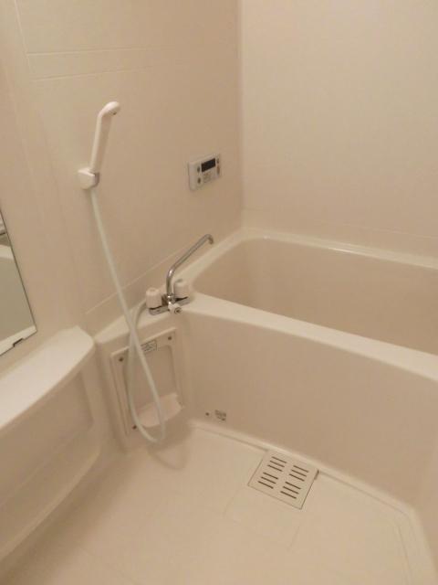 フォレストタウン 101号室の風呂