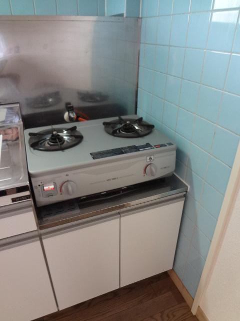 マンション新井 302号室の設備