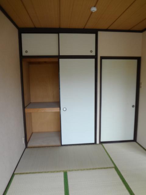マンション新井 302号室の収納