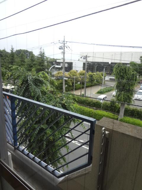 マンション新井 302号室の景色