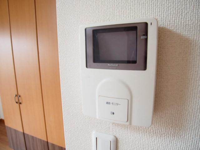 シャンドフルール 105号室のセキュリティ