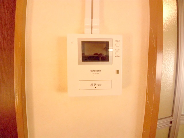 柿沼シティハイツC 207号室のセキュリティ