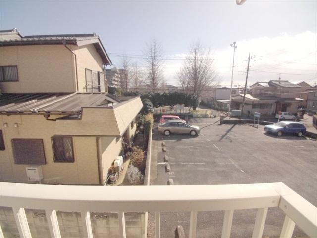 柿沼シティハイツC 207号室の景色