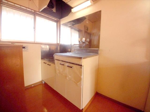 柿沼シティハイツC 207号室のキッチン