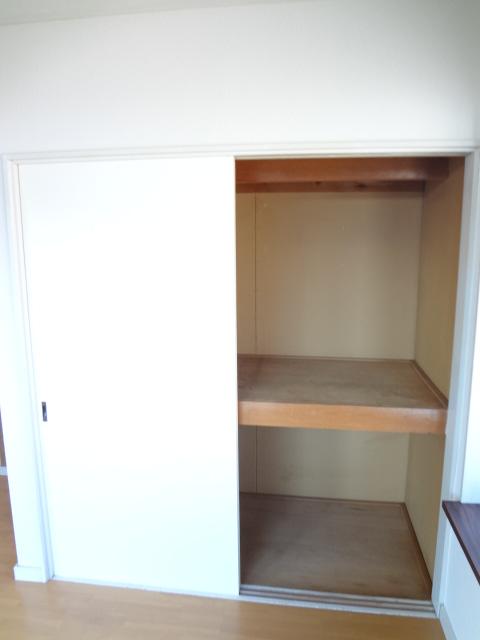 あゆ 201号室の収納