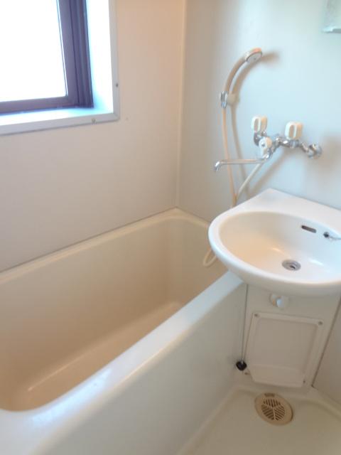 あゆ 201号室の風呂