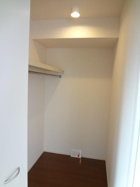 ステラ 303号室の収納