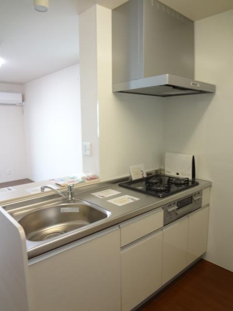 ステラ 303号室のキッチン