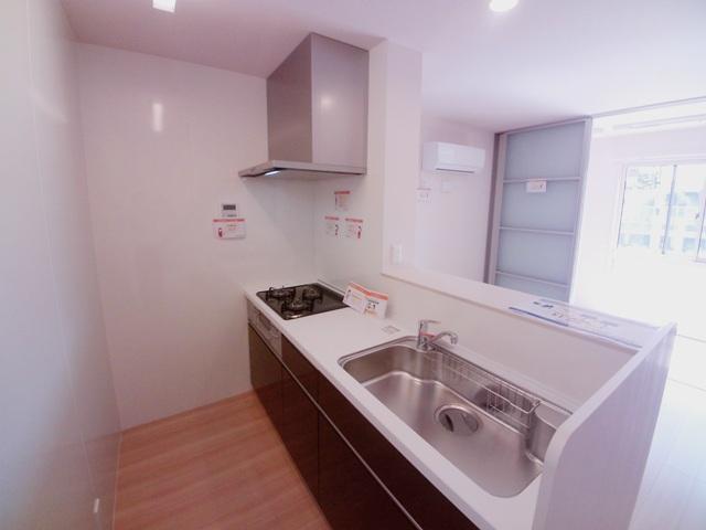 エスポワールⅡ 102号室のキッチン
