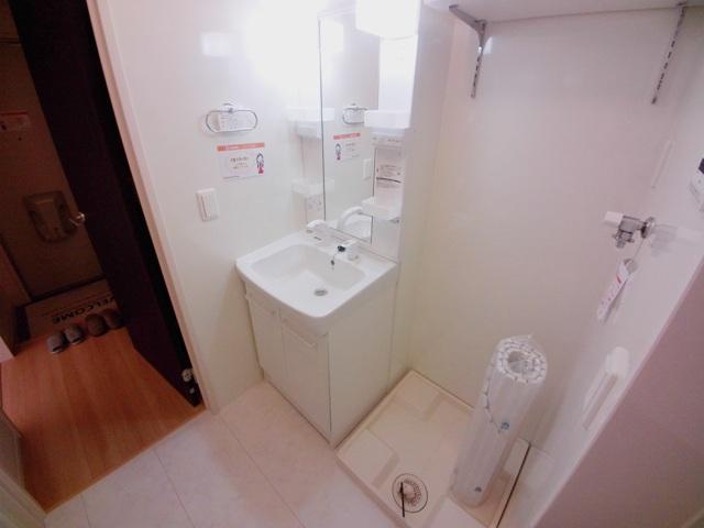 エスポワールⅡ 102号室の洗面所