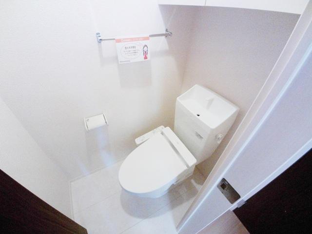 エスポワールⅡ 102号室のトイレ