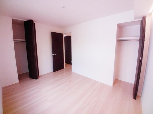 エスポワールⅡ 102号室のベッドルーム