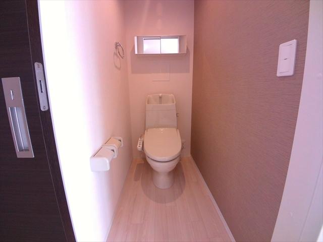 さくらや 203号室のトイレ