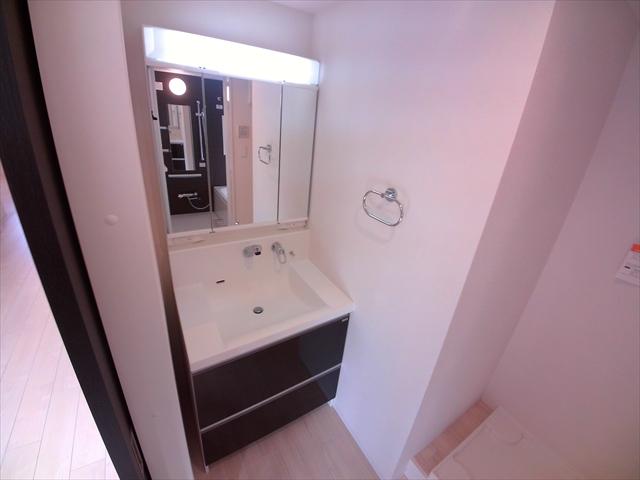 さくらや 203号室の洗面所