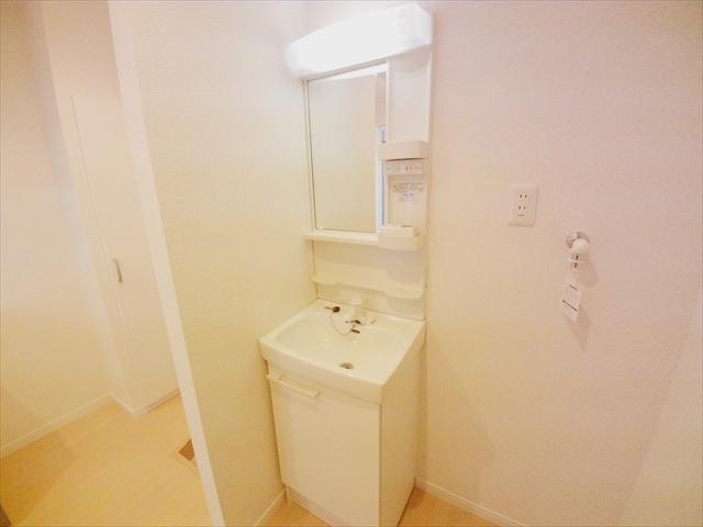 ル シエル 上尾 101号室の洗面所