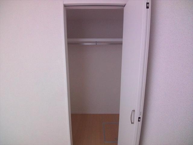 ル シエル 上尾 101号室の収納