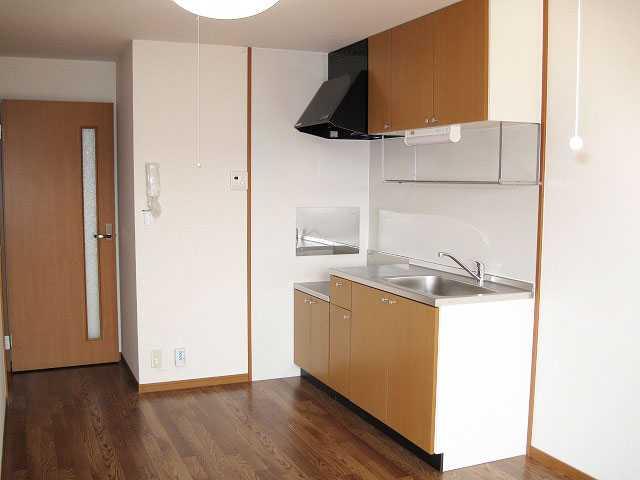 アリーナ 103号室のキッチン
